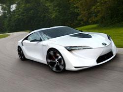 Преемник Toyota Supra появится в 2011 году и станет гибридом