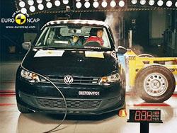 Организация Euro NCAP разбила восемь новых автомобилей
