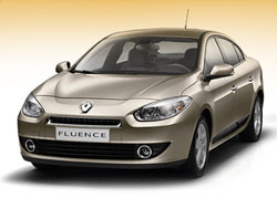 Специально для России Renault Megane превратили в седан