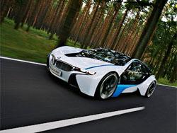 Компания BMW официально представила гибридный спорткар