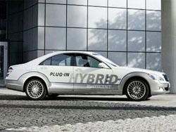 Mercedes-Benz привезет во Франкфурт S-Class с расходом 3,2 литра