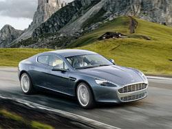 Состоялся дебют большого пятидверного хэтчбека Aston Martin