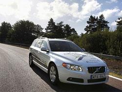 Дизель-электрический гибрид Volvo заменит модель V70
