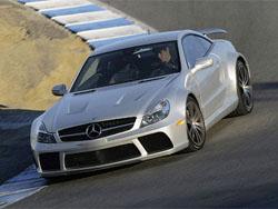 Слепой водитель установил рекорд скорости за рулем суперкара