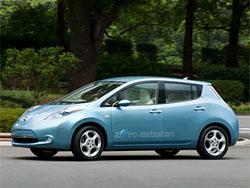Nissan будет продавать подержанные батареи от электрокаров