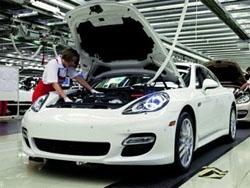 Porsche поделится платформой спорткара 911 с Volkswagen