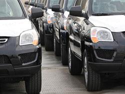 В России перестали дорожать новые машины